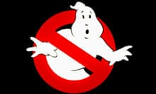 Insignia for Ghostbusters (1984), directed by Ivan Reitman