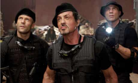 'The Expendables' Film - 2010