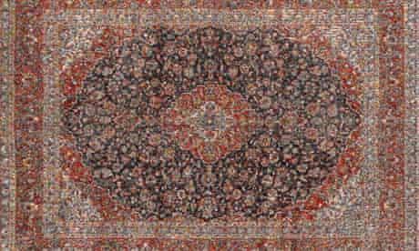 Red Carpet I (2007) by Rashid Rana