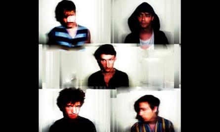 London music band Zulu Winter