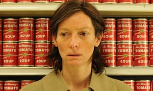 Tilda Swinton in We Know To Talk About Kevin