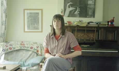 Alice Oswald at home in Totnes