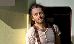 Michael Sheen in Ian Rickson's Hamlet at the Young Vic theatre, London.