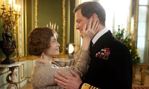 Helena Bonham Carter and Colin Firth in The King's Speech (2010)