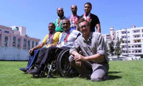 Unreported World – Gaza Going for Gold