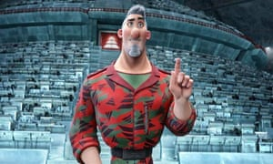 Arthur Christmas Santa.Arthur Christmas Gives Cheer To The Wrong Brother Film