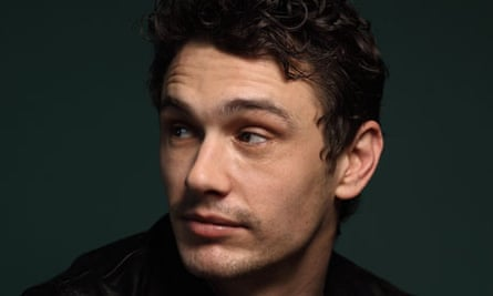 Playing dead … James Franco – a big Tennessee Williams fan.