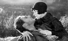 George O'Brien and Margaret Livingstone in Sunrise: A Song of Two Humans (1927)