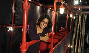 Indhu Rubasingham, the forthcoming artistic director of the Tricycle theatre in London.