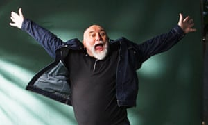 Alexei Sayle, writer and comedian