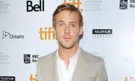 Ryan Gosling arrives at the Toronto film festival premiere of The Ides of March.