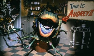 Audrey II in Little Shop Of Horrors (1986)