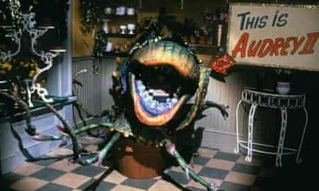 Audrey II in Little Shop Of Horrors (1986)