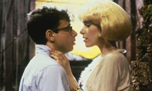 Rick Moranis and Ellen Greene in Little Shop of Horrors (1986)