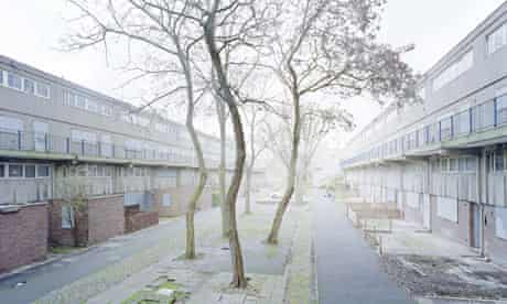 Heygate Estate in south London, photographed by Simon Kennedy