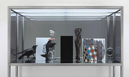 Afrikan Spir (2011) by artist Josephine Meckseper
