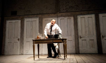 Kevin Spacey in Richard lll at the Old Vic