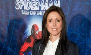 Julie Taymor, director and co-author of Broadway musical Spider-Man: Turn Off the Dark