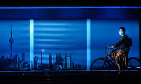 Robert Lepage's The Blue Dragon