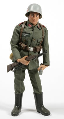 Action Man – German stormtrooper