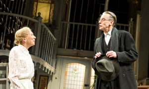 Linehan's stage version of The Ladykillers