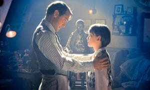 Jude Law and Asa Butterfield in Martin Scorsese's Hugo (2011)