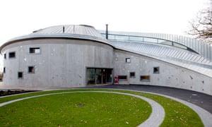 Swansea Maggie's Centre at Singelton Hospital