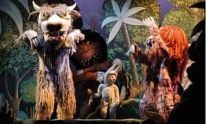 Oliver Knussen's Where the Wild Things Are
