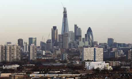 Renzo Piano's Shard London Bridge, western Europe'stallest building