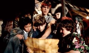 The Goonies (1985) by Steven Spielberg