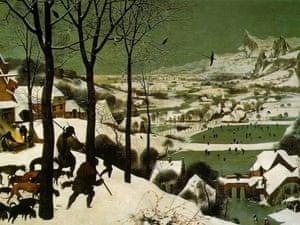 Pieter Bruegel the Elder, Hunters in the Snow