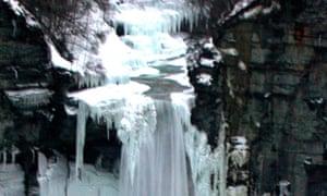 Nicholas Muellner's shot of Taughannock Falls