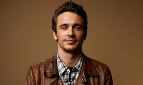 James Franco, Oscar host