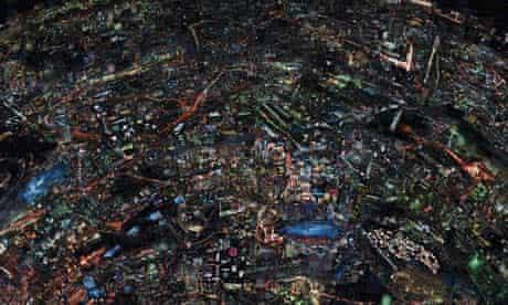 Diorama Map Night (2009-10) - Sohei Nishino