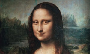 Moment of truth ... Leonardo da Vinci's Mona Lisa proves his theory about great art's rapidity.