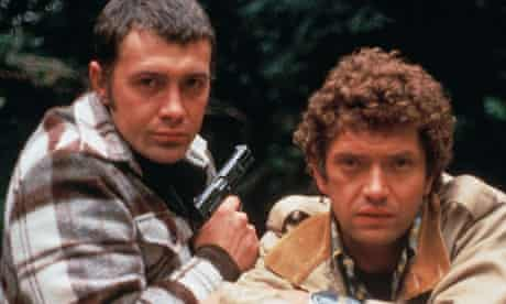 Scene from The Professionals TV series