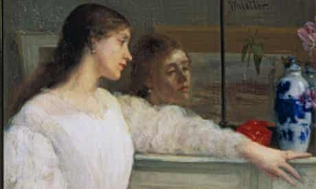 The Little White Girl: Symphony in White, No 2, by James Mcneill Whistler