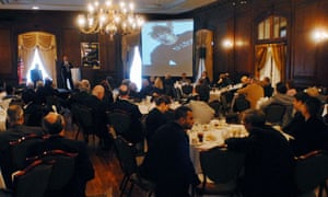 Vidocq Society meets in Philadelphia