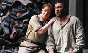 Fidelio performed at The Royal Opera House