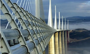 Norman Foster's Millau viaduct