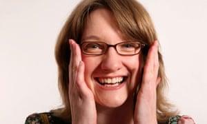 Former Funny Women finalist Sarah Millican