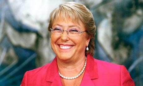 Michelle Bachelet Un Women