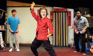 Why The Lion Danced - Yellow Earth Theatre Company
