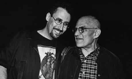Tony Kushner and Larry Kramer