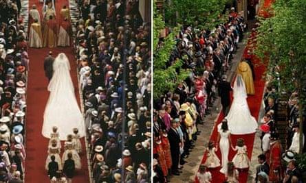 Westminster Abbey royal weddings