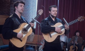The Corries Performs On Stage