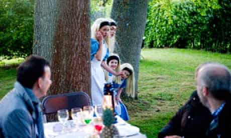 Dining With Alice at Elsing Hall, Norfolk