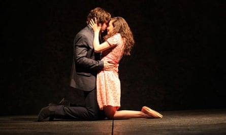 'Tis Pity She's a Whore: Damien Molony (Giovanni), Sara Vickers (Annabella)