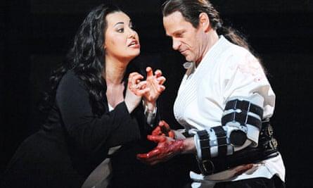 Macbeth at the Royal Opera House, London