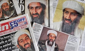 The moving image ... could a photograph of Osama bin Laden's body incite his supporters to violence?